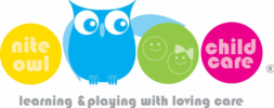 Nite Owl Child Care Logo